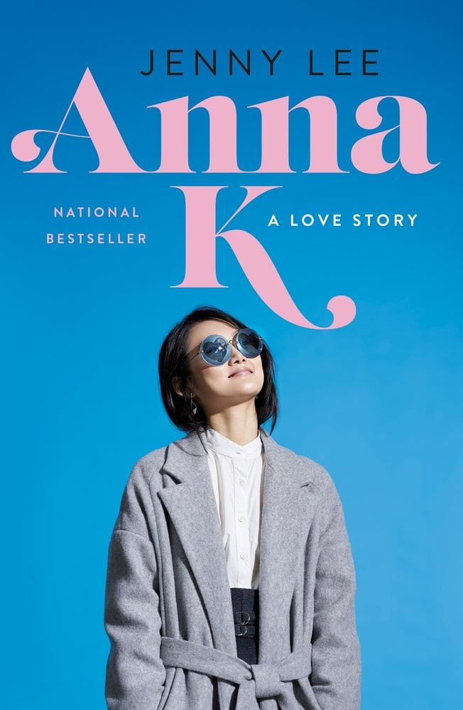 Anna K book cover