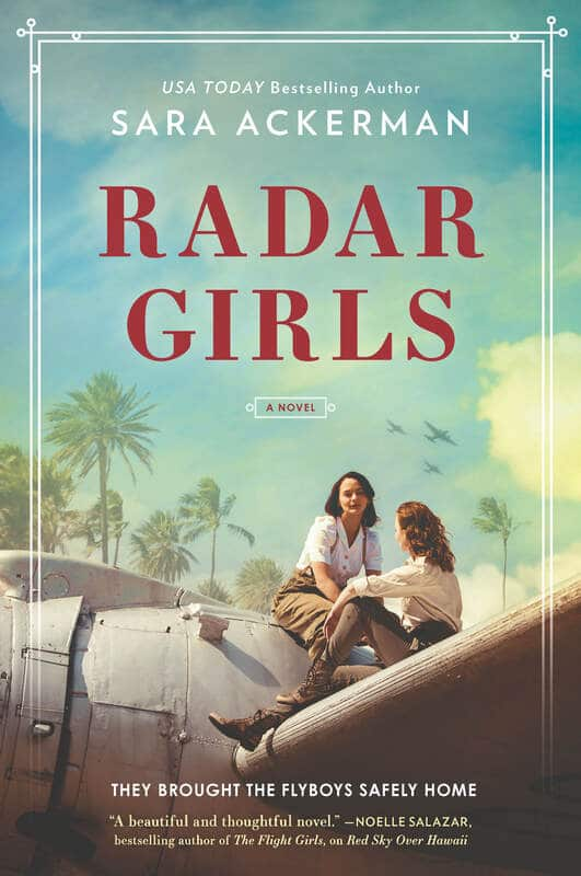 Radar Girls book cover