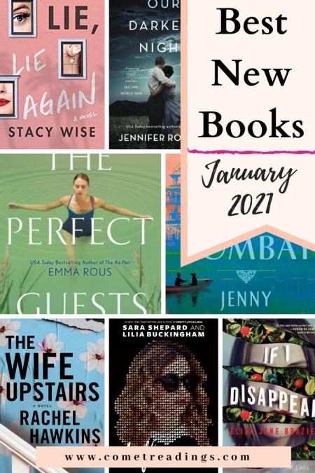 Best New Books - January 2021